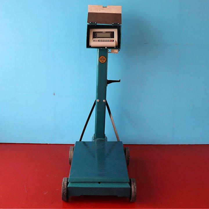 Balanza Digital Electromecánica Henkel de 500 Kg