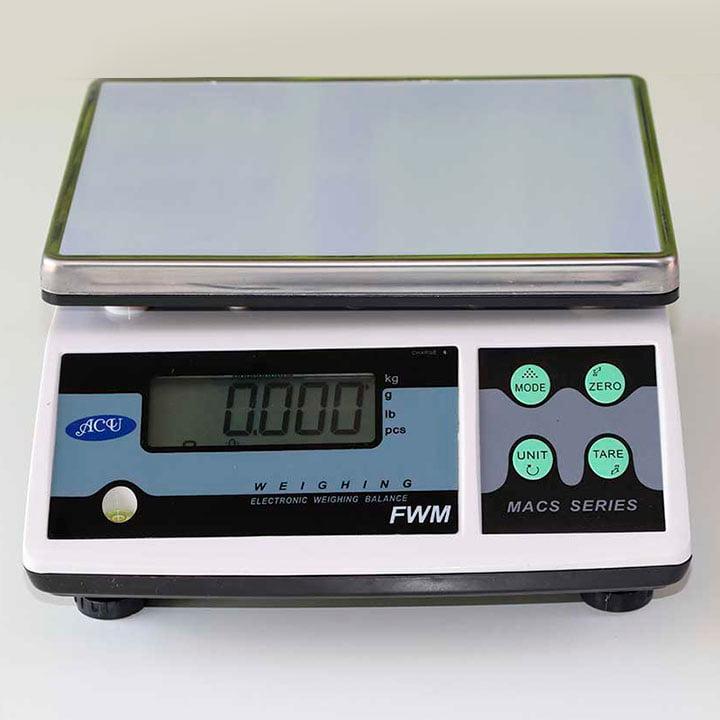 Balanza Digital Gramera Acu FWN Cuenta Piezas de 30 kg