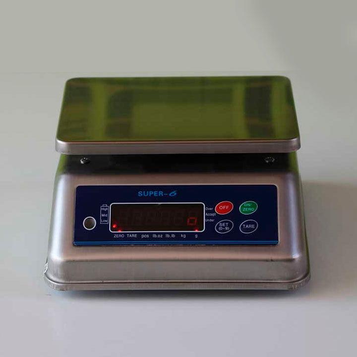 Balanza Digital Gramera Super 6 de 15 kg