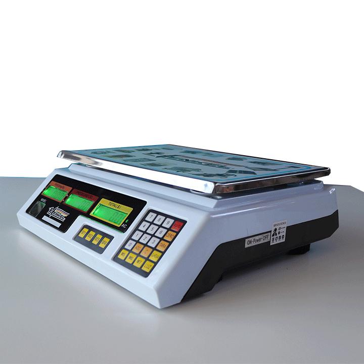 Balanza Digital Comercial Henkel BCE30N de 30 kg