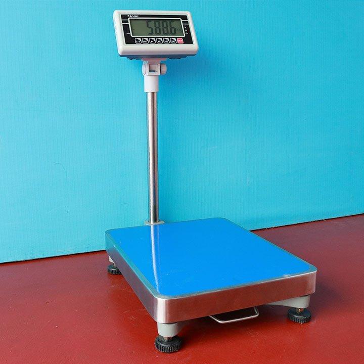 Balanza Digital de Plataforma T-Scale BW de 200 y 300 Kg