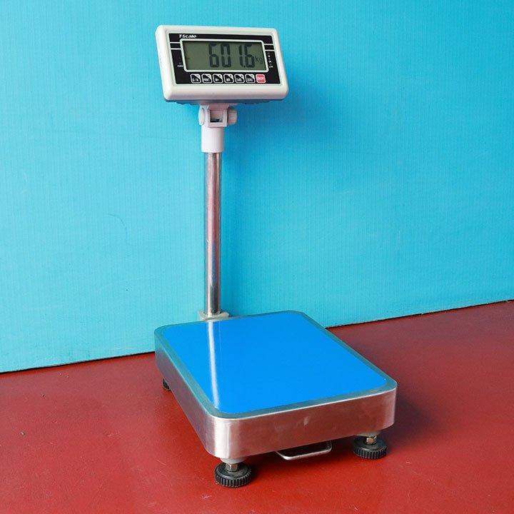 Balanza Digital de Plataforma T-Scale BW de 60 y 150 Kg